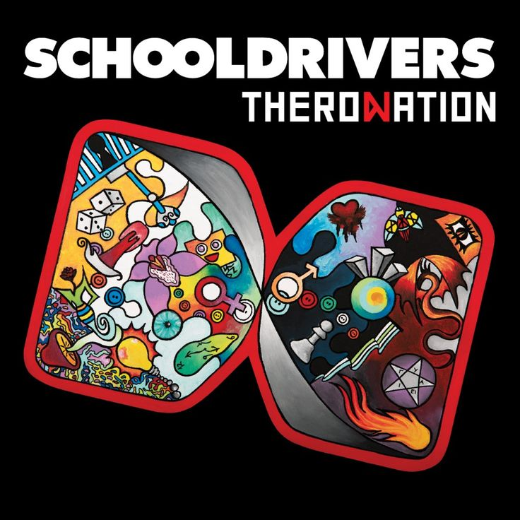 Rock Overdose gives out a spectacular 'Theronation' Review!