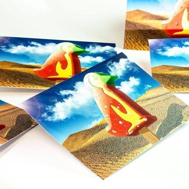 Noch eine Idee: Erhabenen Sandlack als Veredelung. So wird jede Landschaft, Oberfläche oder Struktur noch mehr betont.  #Sandlack #pinguindruck #Druckerei #Berlin #pinguin #Veredelung #berlinstagram #paper #Postkarte