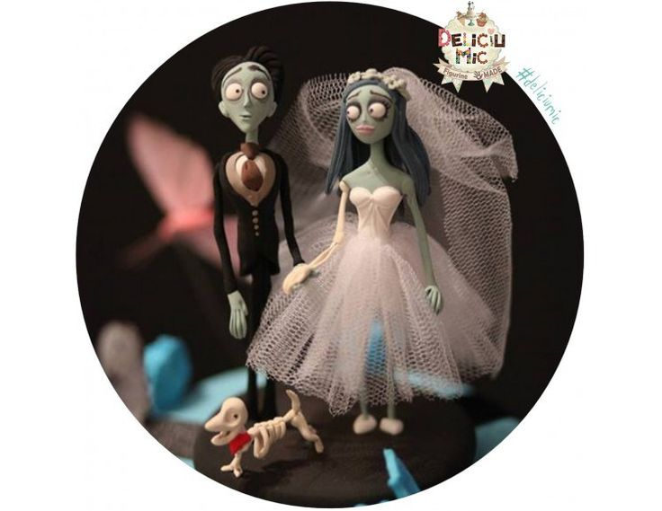 Figurine personalizate pentru Halloween!