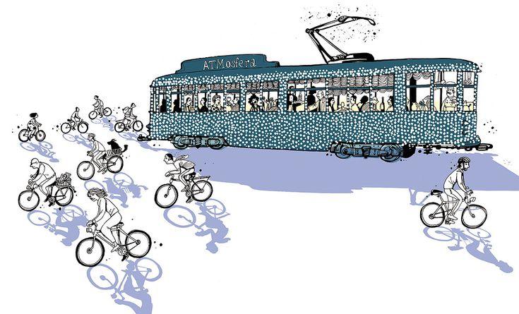 I am Milan: Tram