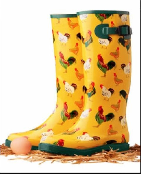My Birthday Gift From My Mama! Great for #chicken chores & general #gardening tasks. Love 'em?:-)