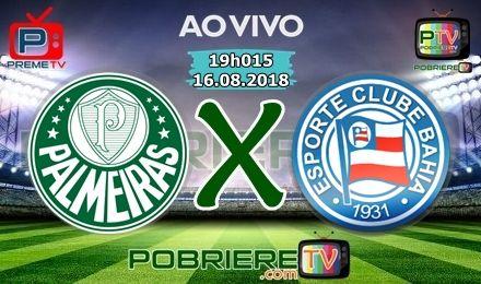 Palmeiras X Bahia Ao Vivo Bahia Clube