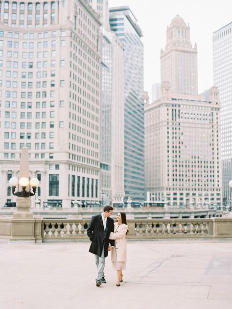 May 2 Windy City Engagement – Engagement photos