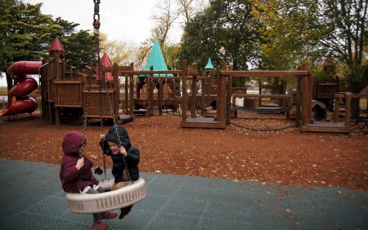 Lake Wendouree Adventure Playground, Windmill Drive, Ballarat