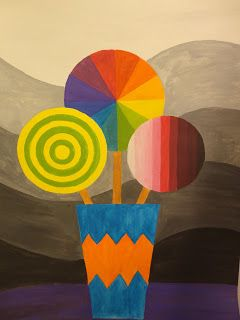 Art Mash: Colour Theory Paintings
