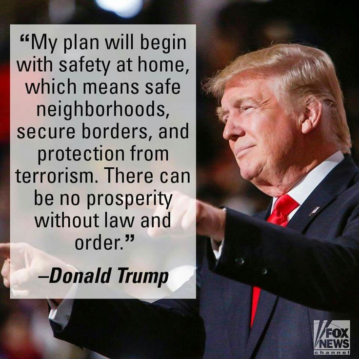 Image result for LAW AND ORDER TRump-pence 2016