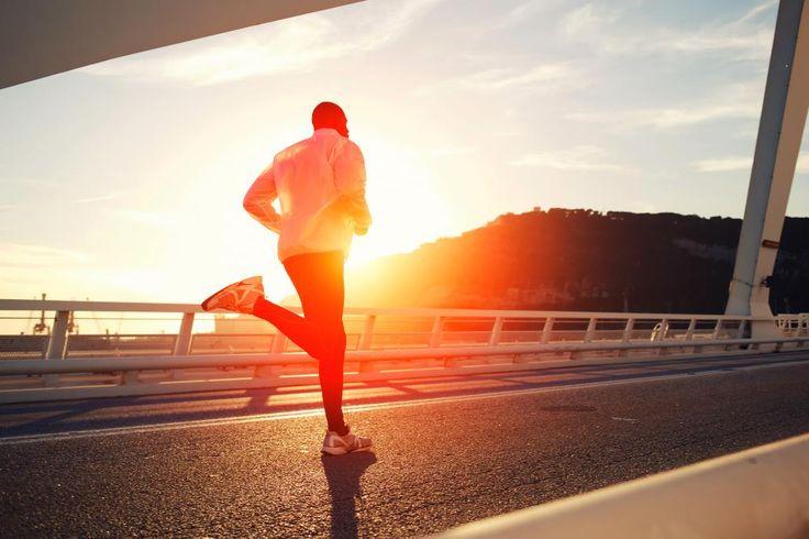 10 inspirierende Zitate, um Dich in Schwung und zum Laufen zu bringen