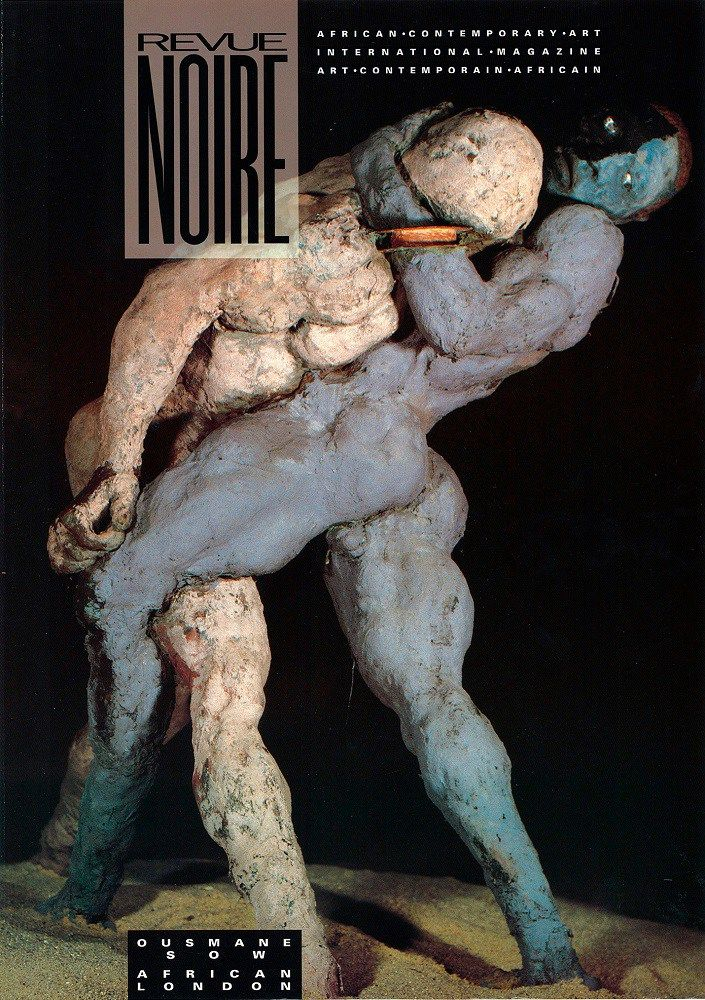 #CoverStories 3 November 2017 — thoughtfulness in design — Revue Noire, Issue 1, 1991.