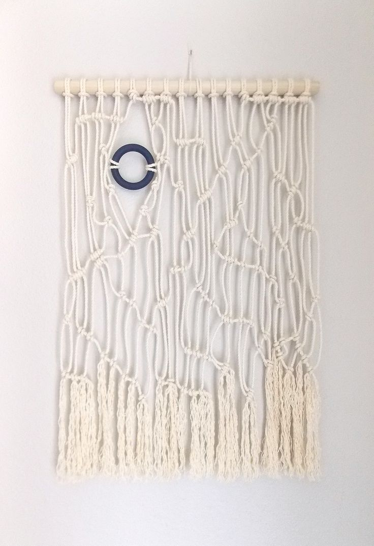 Wall Decor With Rope : Best ideas about rope art on hanging