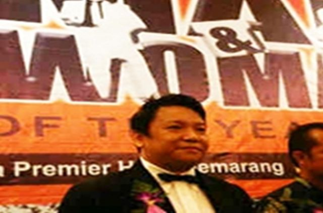 Bapak Cipto Junaedy, Man Of The Year 2011