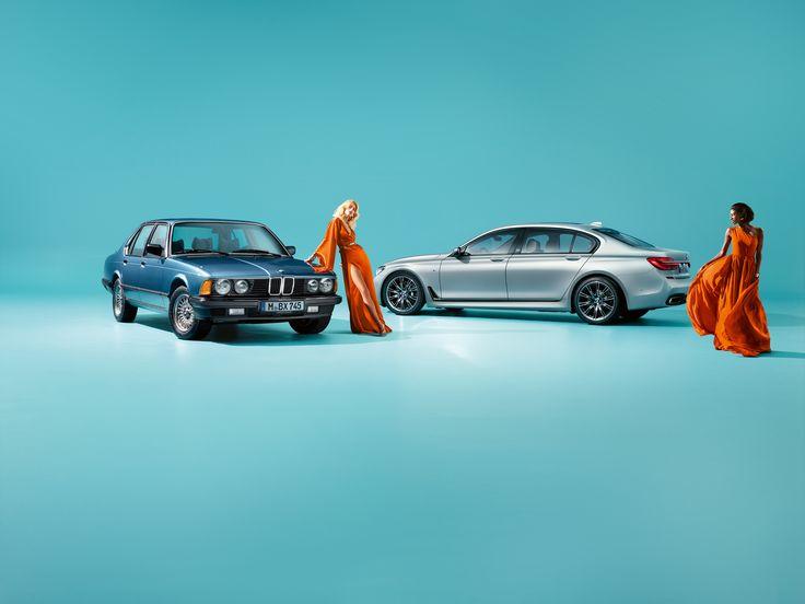 BMW 7 Series Edition 40 Jahre: Πολυτέλεια κομψότητα και δυναμισμός