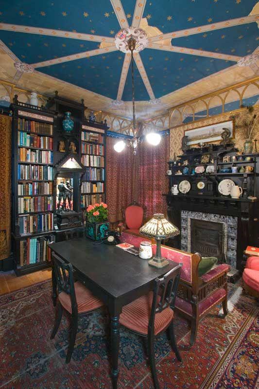 672 best Victorian Interiors images on Pinterest Victorian