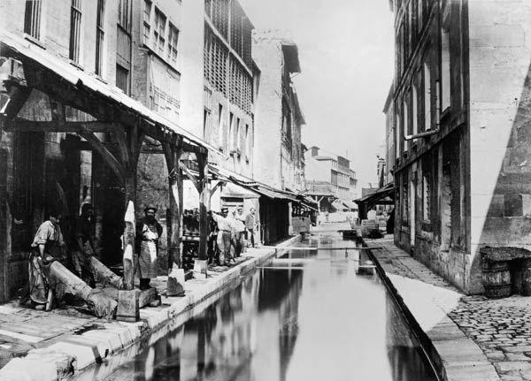 La Bièvre, la rivière disparue de Paris Paris ZigZag | Insolite & Secret