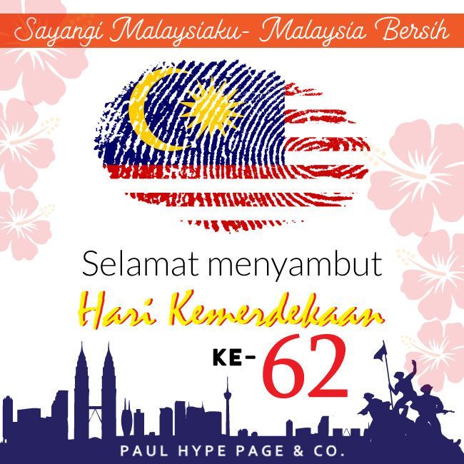 Happy National Day Department Of Museums Malaysia