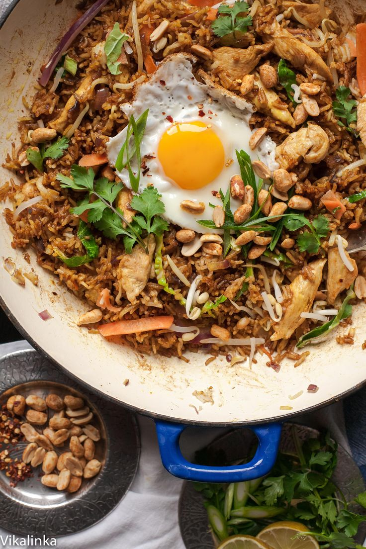 20-Minute Indonesian Fried Rice Nasi Goreng