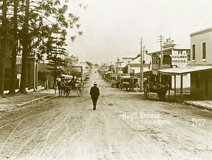 High St, Penrith (year unknown).