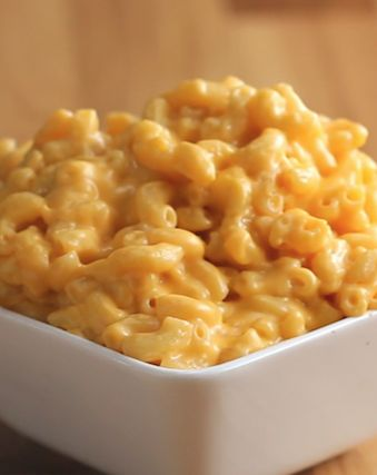 Makkaroni mit Käse | Du musst unbedingt diese 4 einfachen 3-Zutaten-Abendessen ausprobieren!