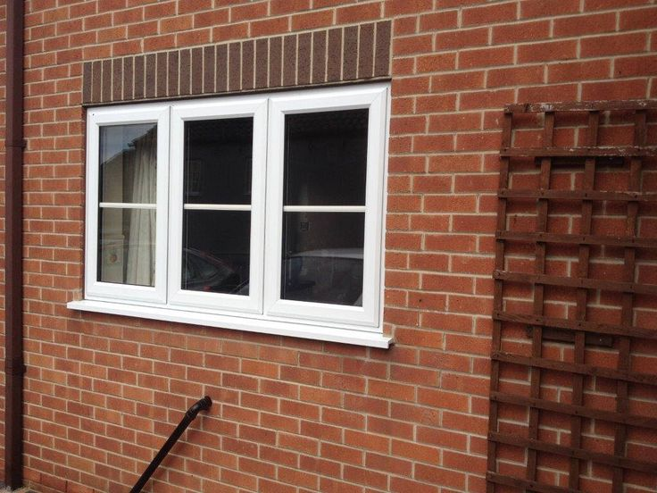 White UPVC Windows A Rated As Standard With A Chartwell Green Composite Door Installed In Kimberly, Nottingham. Telephone 01158 660066 Visit http://thenottinghamwindowcompany.co.uk Or Pop Into Our Showroom In West Bridgford. #the #nottingham #window #company #windows #doors #conservatories #double #glazing #upvc #compositedoor #door #Nottingham #Derby #Leicester