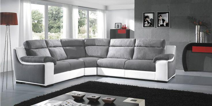 Sofas rinconeras modular modelo New Atome
