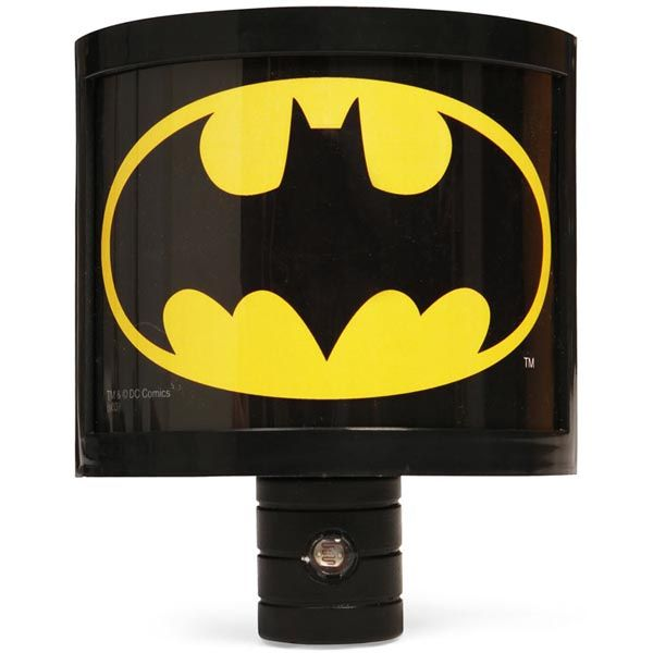 Batman Signal Night Light..i don't even use a night light! But awwwesome