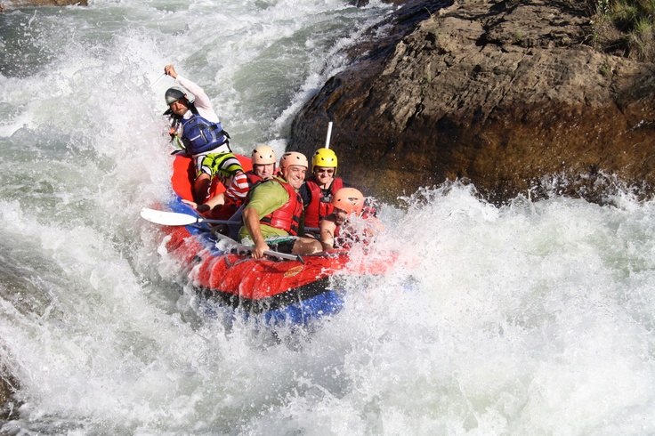 River rafting by Clarens Xtreme http://www.n3gateway.com/things-to-do/adventure-activities.htm