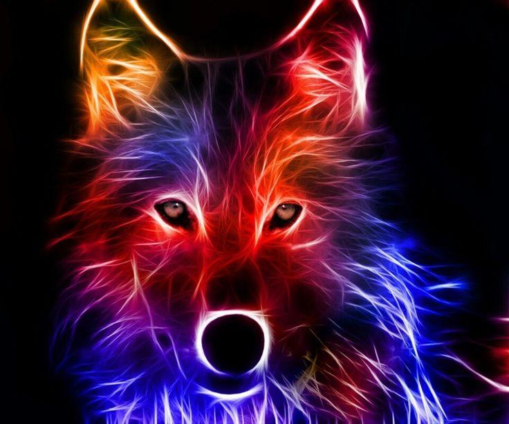 Lobo arcoiris