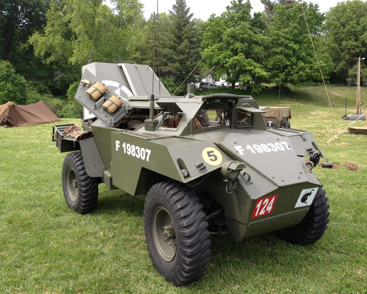Armored Vehicles For Sale >> Humber scout car Mk II | Military vehicles WWII | Pinterest | Cars, Armored car and Military
