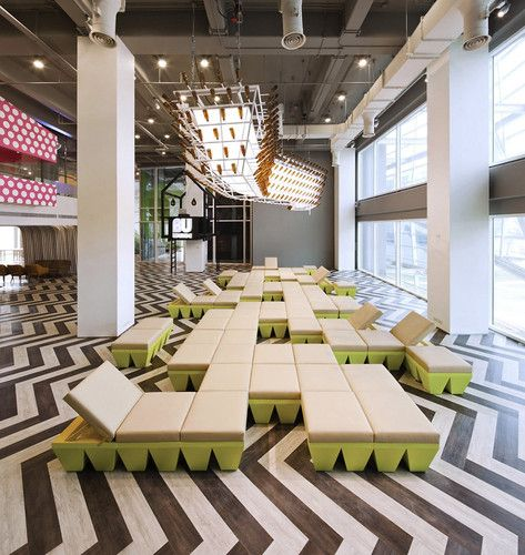 5   At Bangkok University, A Stunning Campus For Work And Play   Co.Design: business + innovation + design