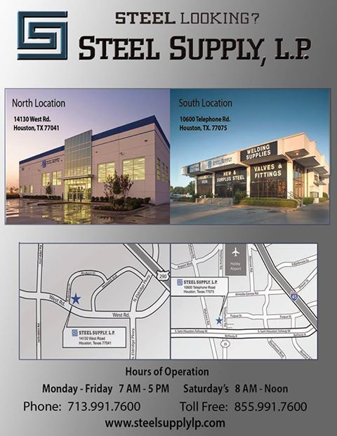 9 best Steel Supply L.P. images on Pinterest | Steel ...