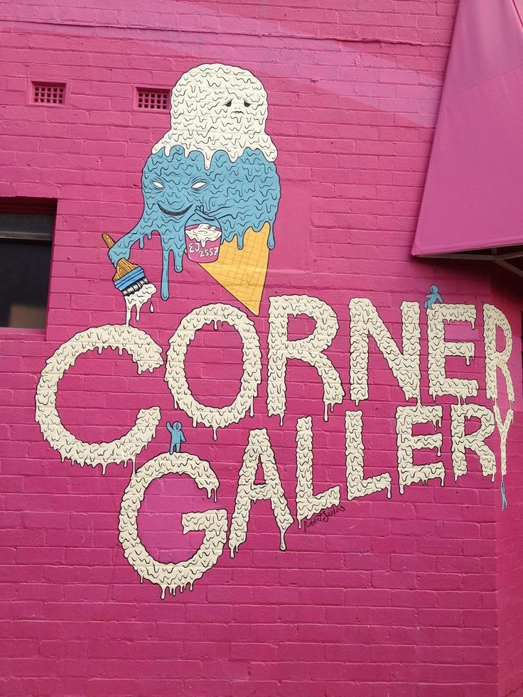 Corner Gallery - Subiaco