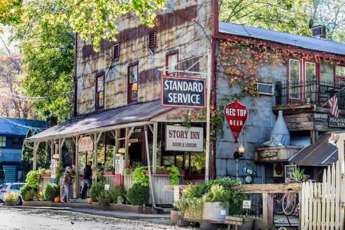 These 9 amazing Indiana restaurants are loaded with history.                                                                                                                                                     More