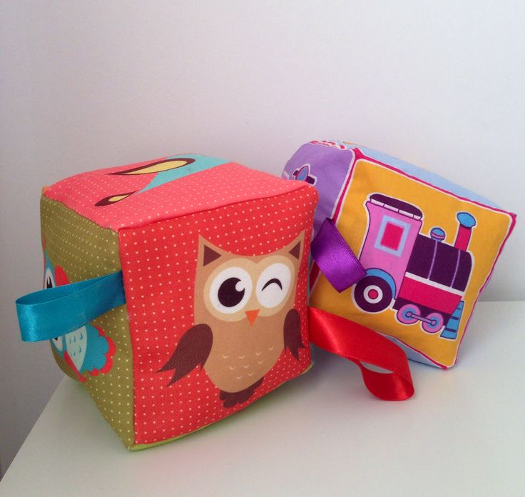 Baby toys cube