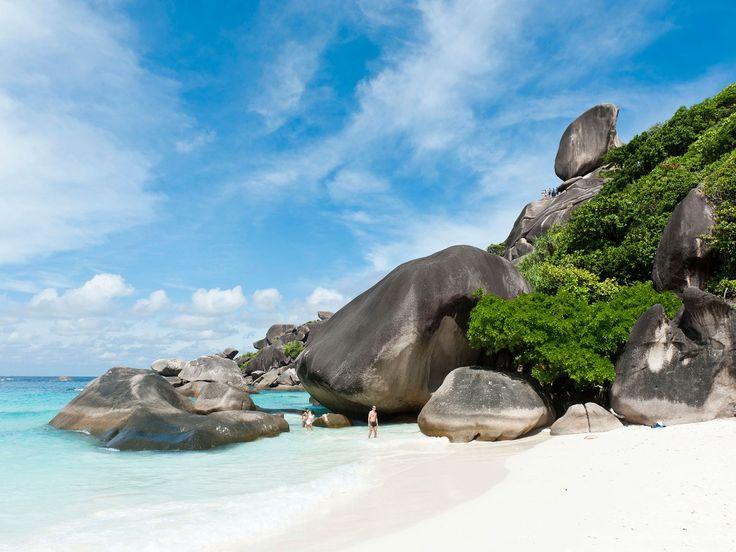 Unforgettable National parks around the world- Thailand