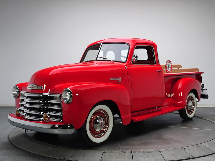 147 best images about 1950s Chevy Pickup on Pinterest  Cars