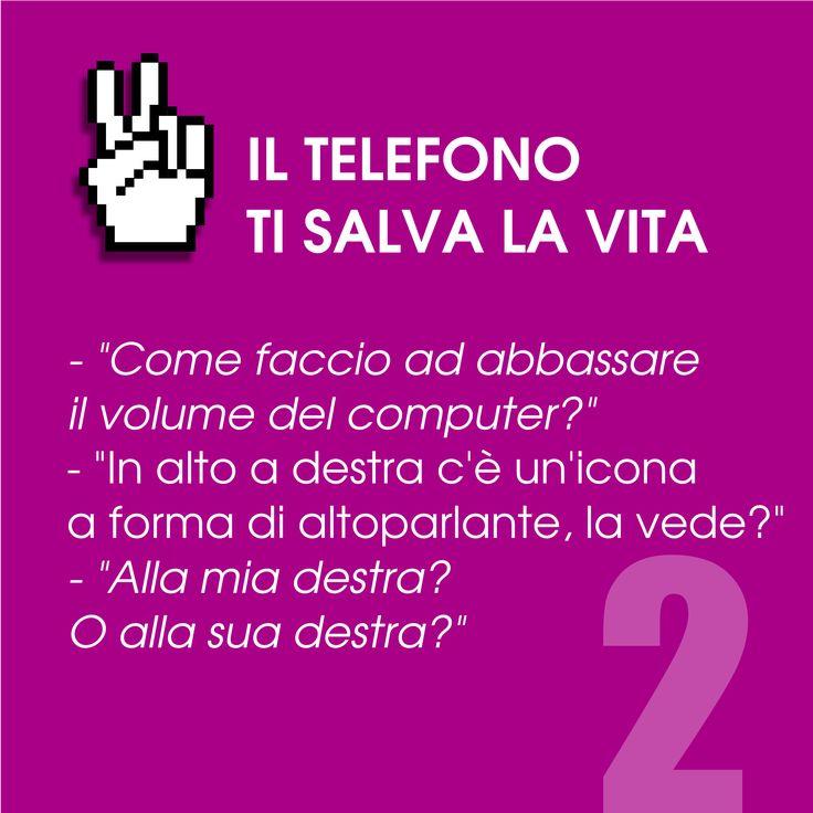 Il telefono ti salva la vita n. 2