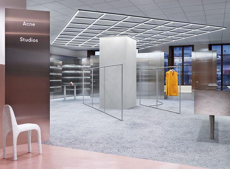 interior design for mesh wall - Google 검색