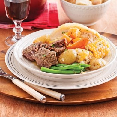 Le bouilli de Grand-maman - Recettes - Cuisine et nutrition - Pratico Pratique