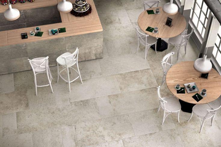 Chatillon Saissac Porcelain Tiles | Mandarin Stone