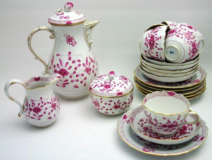10 best d nes szy meissener jugendstil porzellan art nouveau porcelain images on pinterest. Black Bedroom Furniture Sets. Home Design Ideas