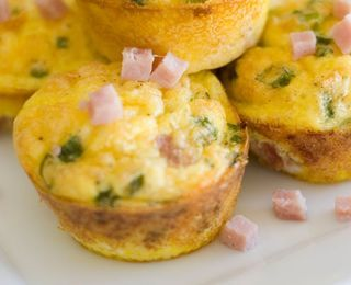 Ingredients  1 pound sausage meat - spicy    6 large eggs, separated    1/2 cup soy protein isolate    1/2 cup Soy Flour    1 tsp baking powder