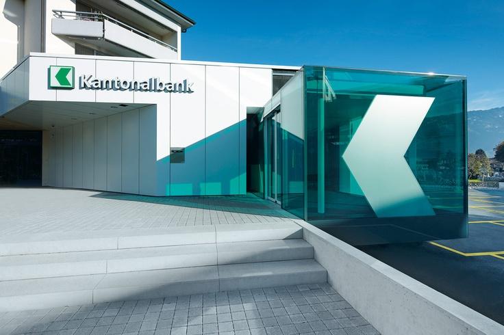 St.Galler Kantonalbank in Diepoldsau   Carlos Martinez Architekten