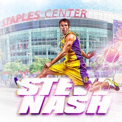 Steve Nash - LA Basketball