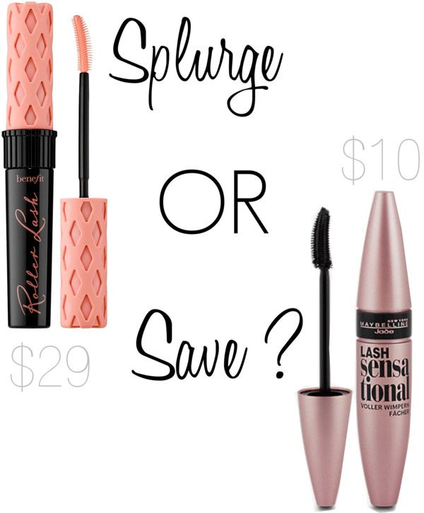 Benefit Roller Lash or Maybelline Lash Sensational? Drugstore dupe alert!  I'm a fan of the Benefit but am going to give the Maybelline a try!