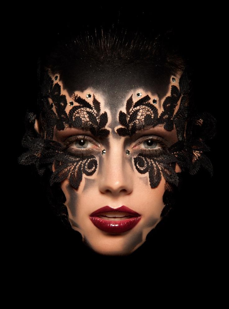 Portfolio | Garceche  CREDITS:  Boutique Lamp Shades  Idea, Design & Creative Direction: Parolio  Photography: Javier Garceche  Make-up Art: Lewis Amarante  Model: Nadia Kloet