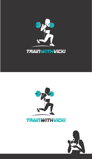 Female Personal Trainer needs logo Bold, Modern Logo Design by Ample Designs