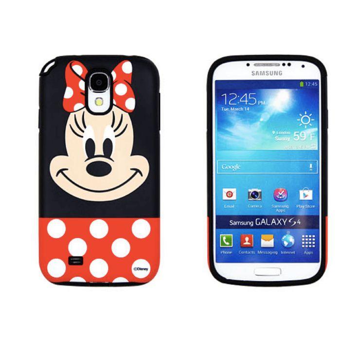 Disney Cutie Silicon Bumper Case - Minnie