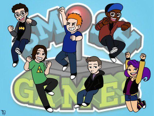 Smosh Games Crew by MissyAlissy.deviantart.com on @DeviantArt