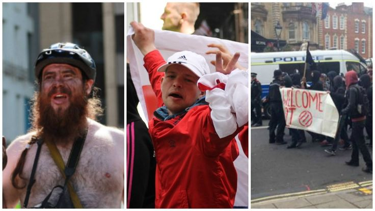 Protesters may very well be going arse over tit this weekend in one of the most bizarre battles of Bristol city centre in recent history. Campaign groups including the Anti-Nazi League, South West Infidels and Refugees Welcome are all expected to ma...