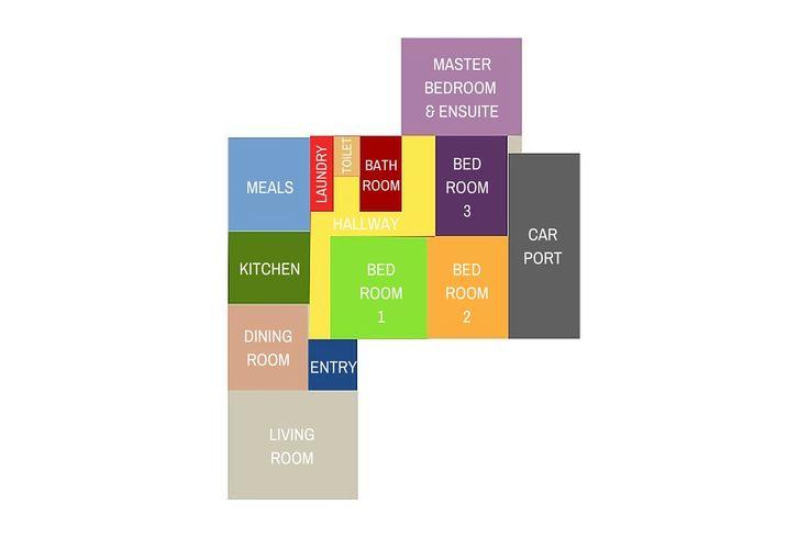 Our second house floorplan   MakeBakeRenovate.com
