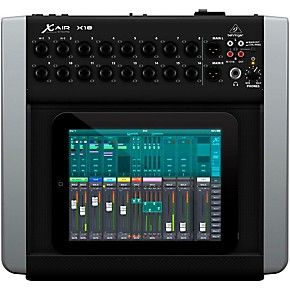 Get the guaranteed best price on Digital Mixers like the Behringer X AIR X18 Digital Desktop Mixer at Musician's Friend. Get a low price and free shipping on thousands of items.